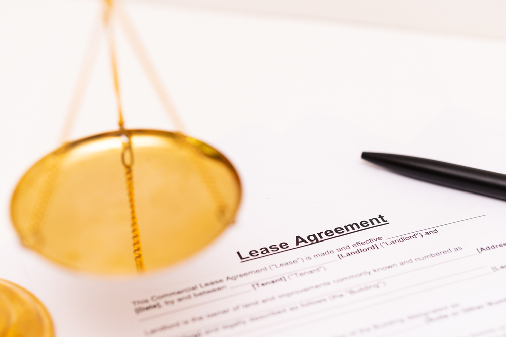 commercial lease attorney
